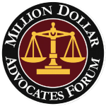 member of the Million Dollar Advocates Forum
