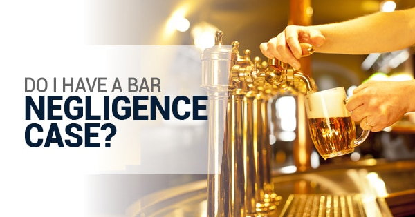 bar negligence case